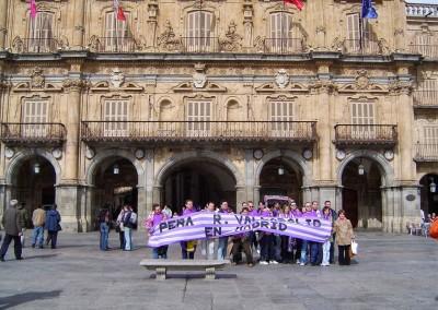 2007 - Plaza Mayor de Salamanca