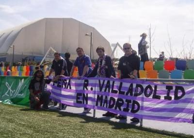 2007 - Partido de Quesos en Pozuelo de Alarcón