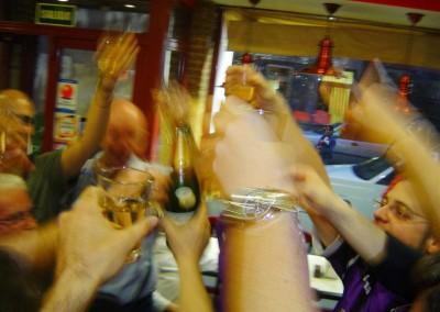 2007 - Brindis por el ascenso