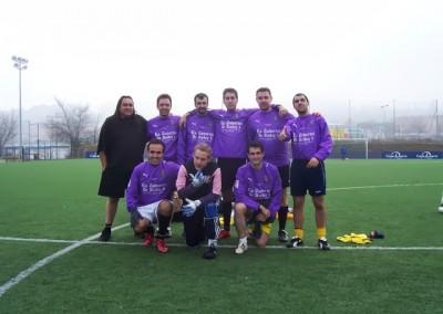 2007 - Torneo Antonio Aragoneses en los Anexos de Zorrilla