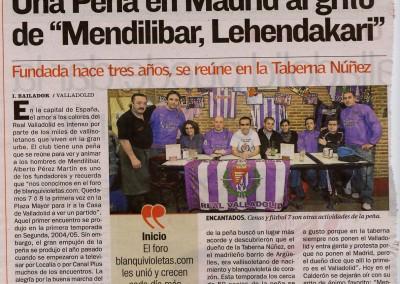 2007 - AS. ed.CyL y Madrid