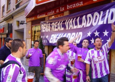 2008 - Barrilada en La Taberna de Núñez