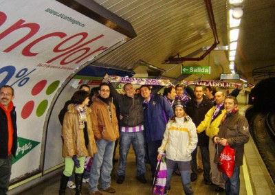 2009 - En metro al Calderón