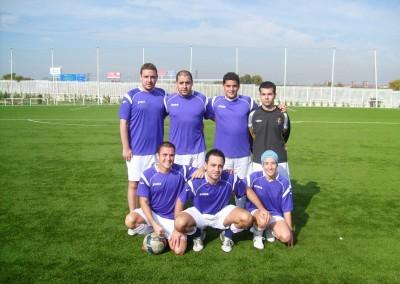 2010 - Torneo amistoso contra peñas rayistas