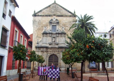 2010 - De turismo por las calles de Córdoba