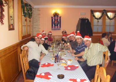 2010 - Cena de Navidad