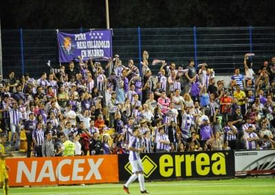 2012 - Partido de playoff en el Estadio de Santo Domingo de Alcorcón