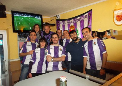 2014 - Fin de semana en Mijares (Ávila)