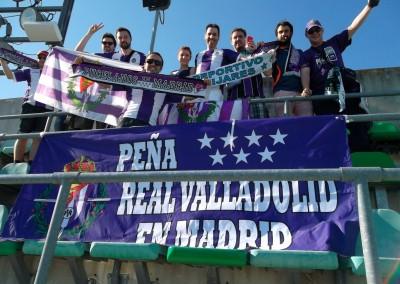 2014 - Derrota en Sevilla