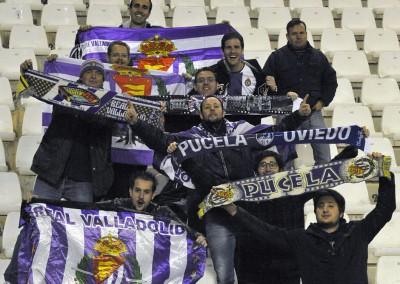 2015 - Peñistas y aficionados pucelanos en Albacete