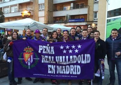 2016 - De camino al Nuevo Carlos Tartiere