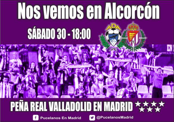 Preparativos Alcorcón – 30 Enero