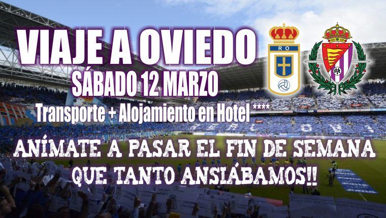 Viaje a Oviedo
