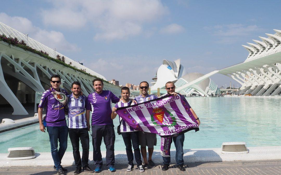 Crónica del viaje a Valencia