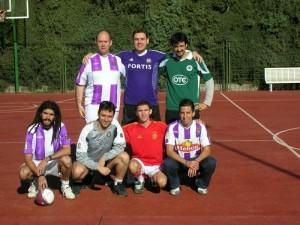 Inicios fútbol sala