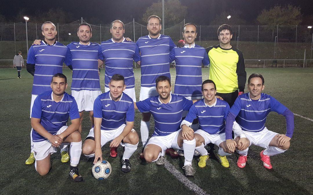 Inicio temporada 2016-2017 del equipo de Fútbol 7