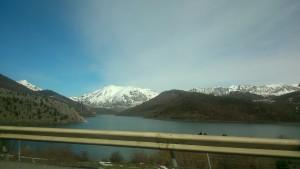 Oviedo - paisaje viaje