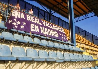 2009 - Nuestra pancarta en Villarreal