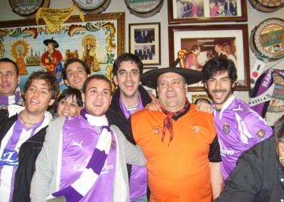 2009 - En Valencia con Manolo el del Bombo