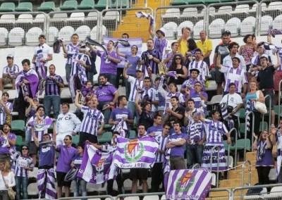 2011 - Partido de playoff en el Estadio Manuel Martínez Valero de Elche
