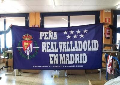 2012 - Nueva pancarta para la Peña