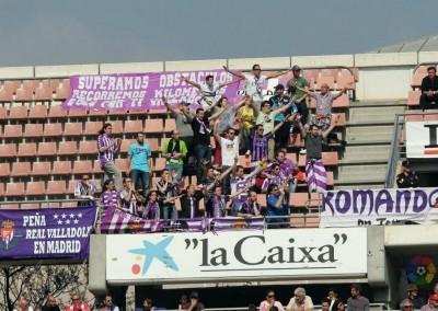 2013 - Desplazamiento a Granada