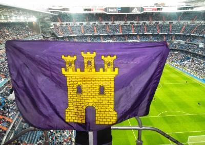 2013 - Partido en el Bernabéu