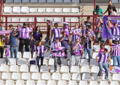2014 - En el estadio Carlos Belmonte