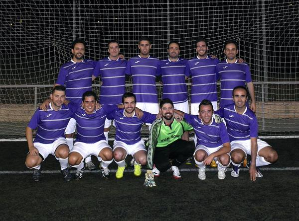 Nueva temporada del equipo de Fútbol 7