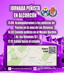Previa Alcorcón 2016