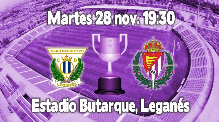 Preparativos Leganés – 28 noviembre
