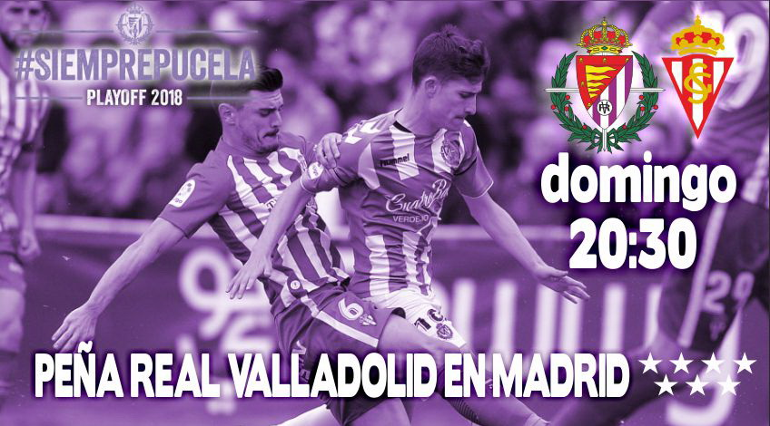 Retransmisión Sporting-Real Valladolid
