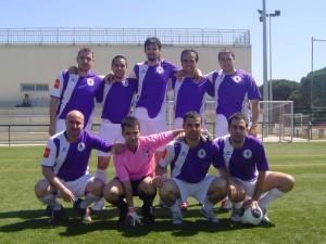 Torneo Peñas Fútbol 7 - Simancas 2009
